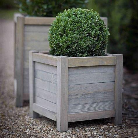 fioriere legno per esterni fioriere legno vasi fioriere in legno