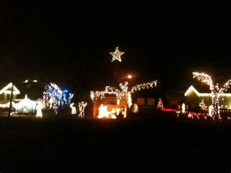 Crazy Christmas Lights In Oconee Co Ga Lights In Athens Ga