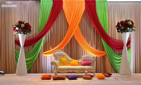 unique home decorations withal simple indian wedding south asian wedding decor