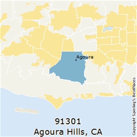 hill ca zip best places to live in agoura zip 91301 california