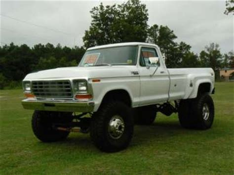 1979 f350 ford 4x4 for sale | 1979 ford f350 4x4 dually