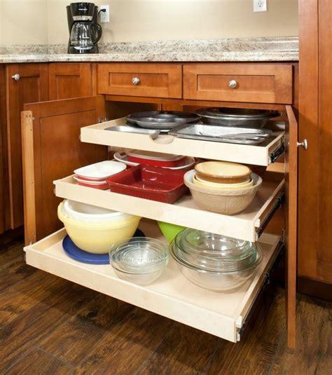 custom pull out shelves custom slide out shelves traditional kitchen