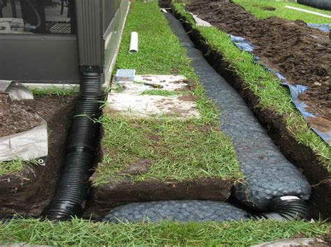 200 Yard Home Design by French Drain Cost Reviews Vissbiz