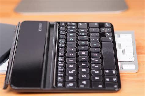 Logitech Ultrathin Keyboard Mini logitech ultrathin keyboard mini review test gdgts