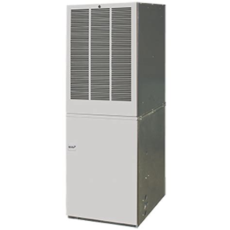 revolv 15kw downflow electric furnace with coil cabinet in
