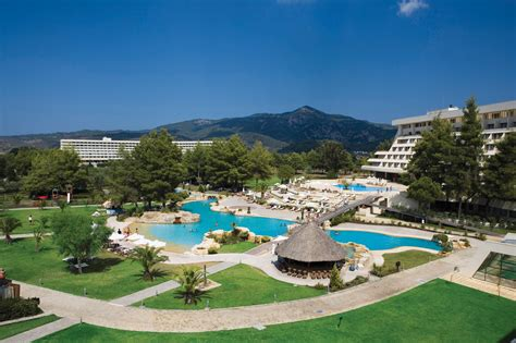 porto carras sithonia porto carras grand resort hotel complex chalkidiki