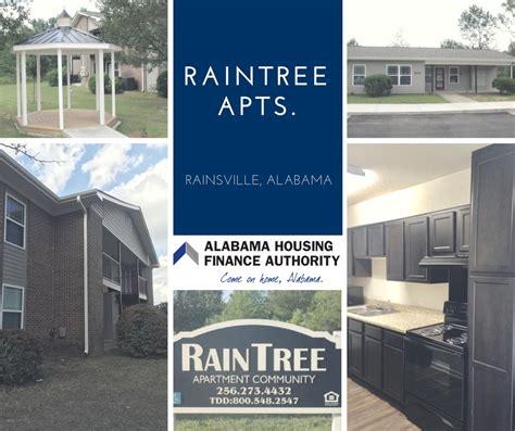 alabama housing finance authority development spotlight raintree apts rainsville alabama housing finance authority