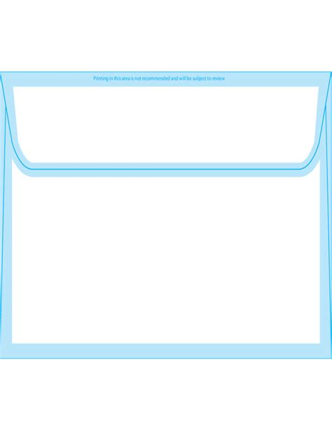 booklet envelope template booklet envelopes 5 1 2 x 8 1 8 back free