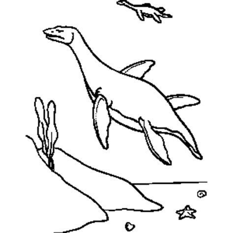 underwater dinosaurs coloring pages dinosaur underwater coloring sheet