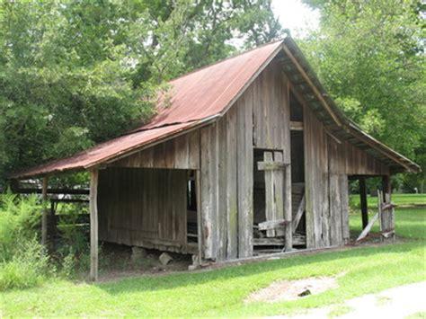 """""""old barn ambrose ga"""" by george lansing taylor jr."""