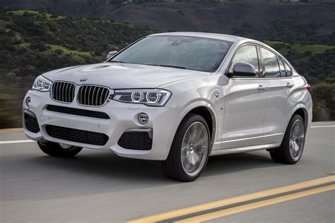 2016 bmw x4 m40i drive review motor trend
