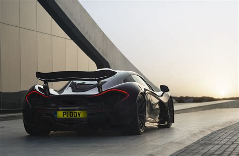 These Drool Worthy McLaren P1 Pics Are Here To Spruce Up
