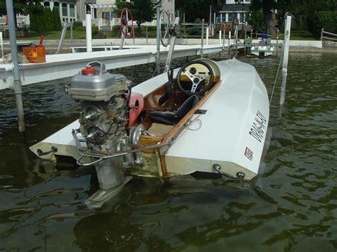 runabout boat mods desilva delta wing
