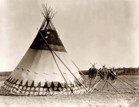 tende indiane indian tepee