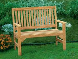 Wooden Bench For Garden Homemade Wooden Garden Benches Front Yard Landscaping Ideas