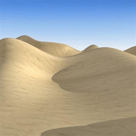 dune color 3d sand dune 3 colors