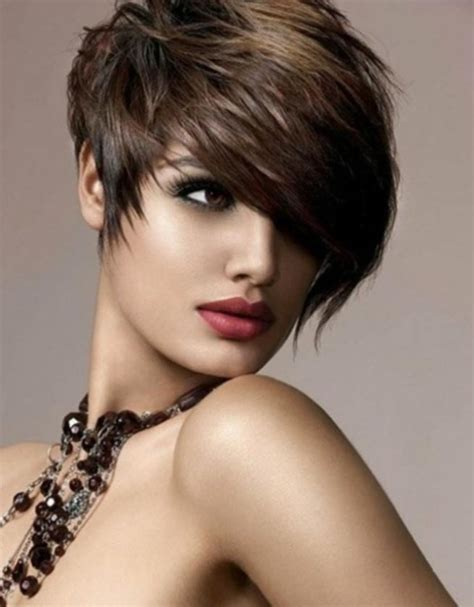 Exemple Coiffure Femme by Modele Coiffure Coupe Courte