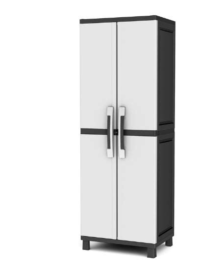 keter xl utility cabinet lowes keter 25 in d plastic freestanding utility storage cabinet
