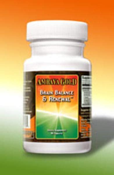 Ambaya Gold Detox Cleanse And Renew by Ambaya Gold Brain Balance Renewal Green Store