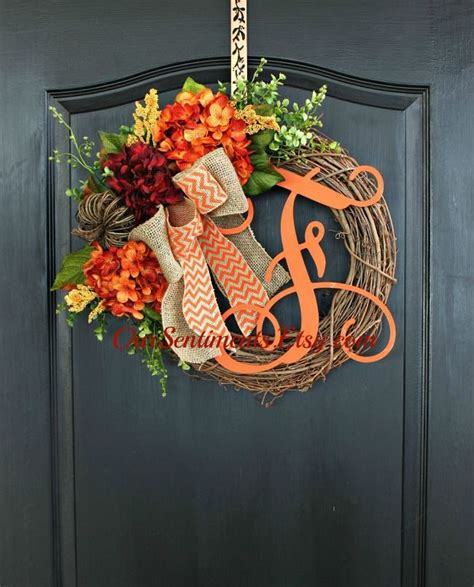 25 best ideas about fall wreaths on pinterest