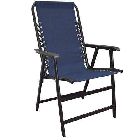 Suspension Chair suspension folding chair blue caravan canopy