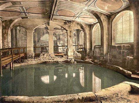 roman bathtub old photos of bath in somerset england united kingdom of great britain