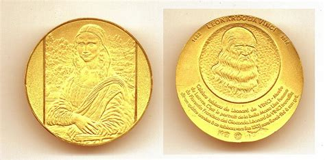 Murah Gamis Monalisa Nippon Gold recently sold items listing japan leonardo mona 24k gold medal in gt other medals