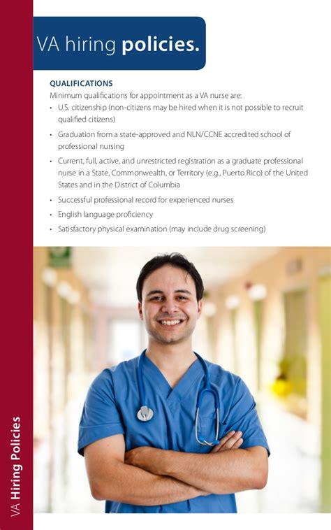 Rn To Bsn Programs In Va - va nursing brochure