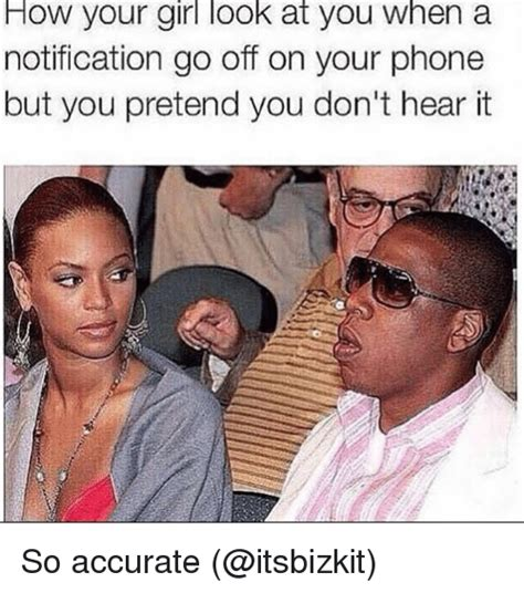 Your Look by How Your Look At You When A Notification Go On