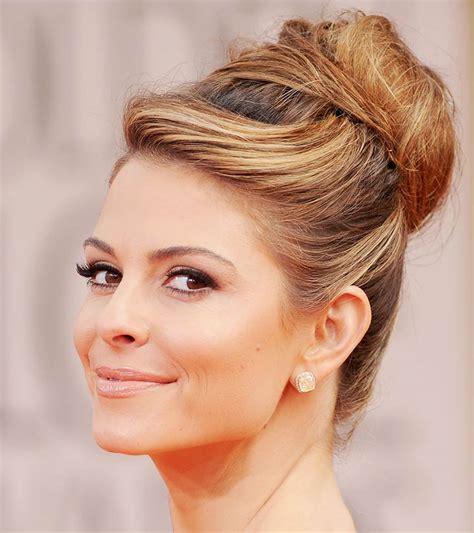 rectangular face long hairstyle bun 10 elegant beehive hairstyles for women fashdea