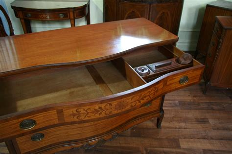 High End Dressers high end mahogany bedroom dresser by stuart inc ebay
