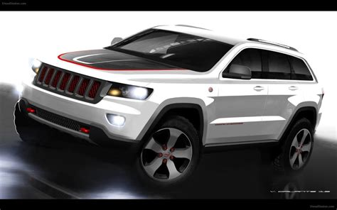 2013 Jeep Grand Trailhawk Image 2013 Jeep Grand Trailhawk Edition Size