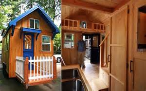 Design Your Own Tiny Home On Wheels eco friendly tiny wooden home on wheels has two lofts