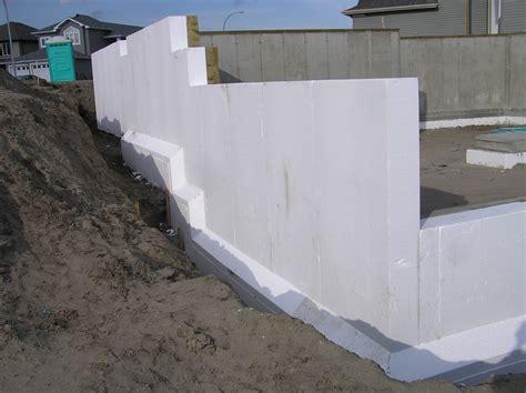foundation insulation 171 cottonwood passive house