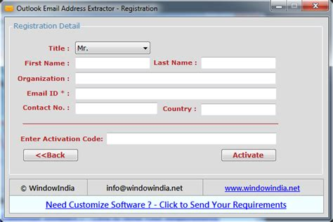 Outlook Email Address Finder To Learn How To Extract Email Ids From Ms Outlook