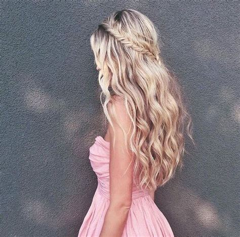 best 25 half hairstyle ideas on best 25 homecoming hairstyles ideas on