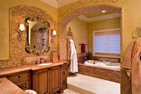 tuscan style bathroom pin by bathtub designs on luxury bathtub designss pinterest