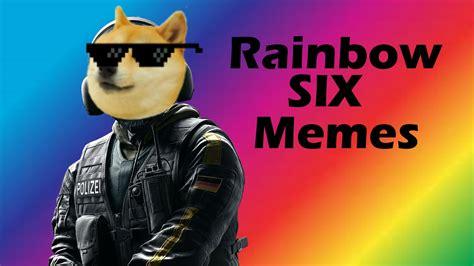 Six Meme - rainbow six memes rainbow six siege gameplay youtube