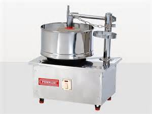 Commercial Cooktop Ponmani Wet Grinders Ponmani Industries Coimbatore