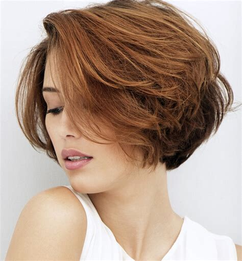 16 fashionable short and medium hairstyles for 2018