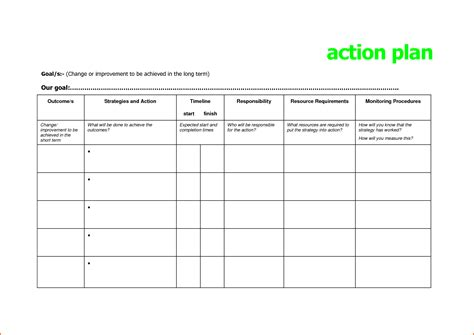 Relations Plan Template Free by New Relations Plan Template Professional Template
