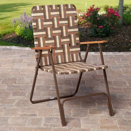 aluminum folding lawn chairs walmart deluxe folding web lawn chair walmart