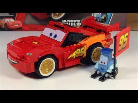 Lightning Mcqueen Lego Car Lego Ultimate Build Lightning Mcqueen Set 8484 Disney Cars
