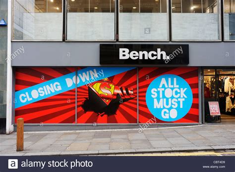 Cq Live Liverpool Bold Flashback Boutique by Closing Sale Bench Shop In Bold Liverpool
