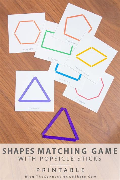 printable shapes games shapes matching game and a printable she amy or so
