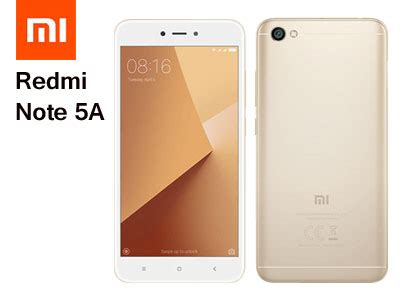 redmi note 5a price in bangladesh | feature, specification