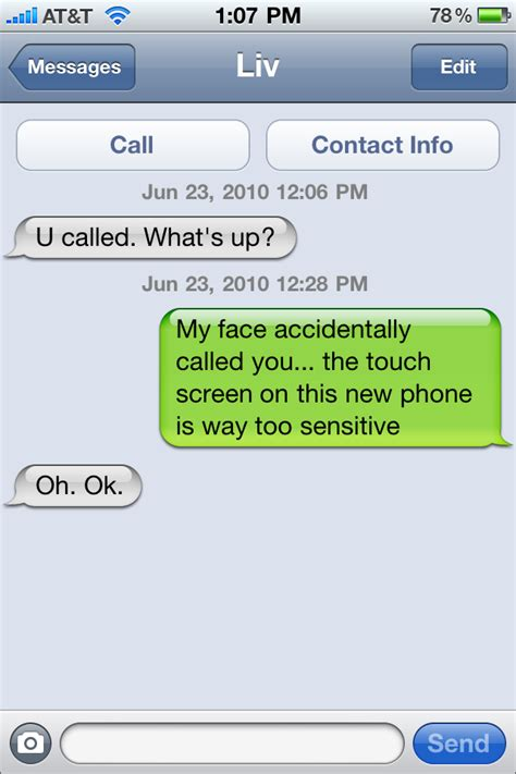 text sms text message screen