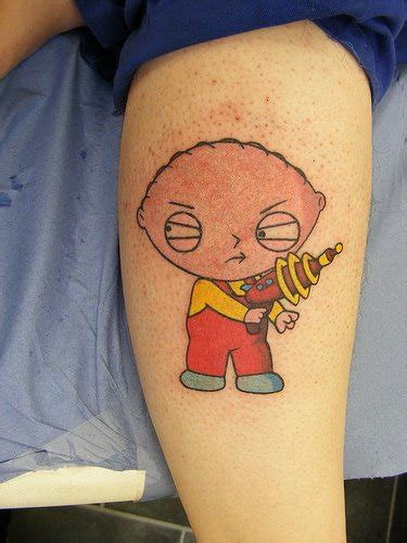 family guy tattoo stewie tattoos gallery