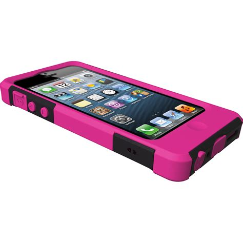 rugged iphone 5 cases targus safeport 174 rugged for iphone 174 5 black pink