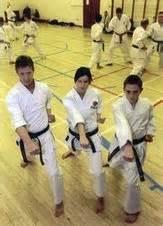 Jam Dinding Karater pengetahuan bela diri